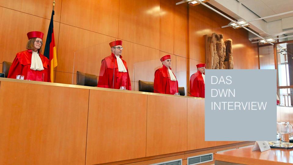 """Berliner Staatsrechtler: """"Wir befinden uns in einer Form von Gesundheits-Notstand"""""""