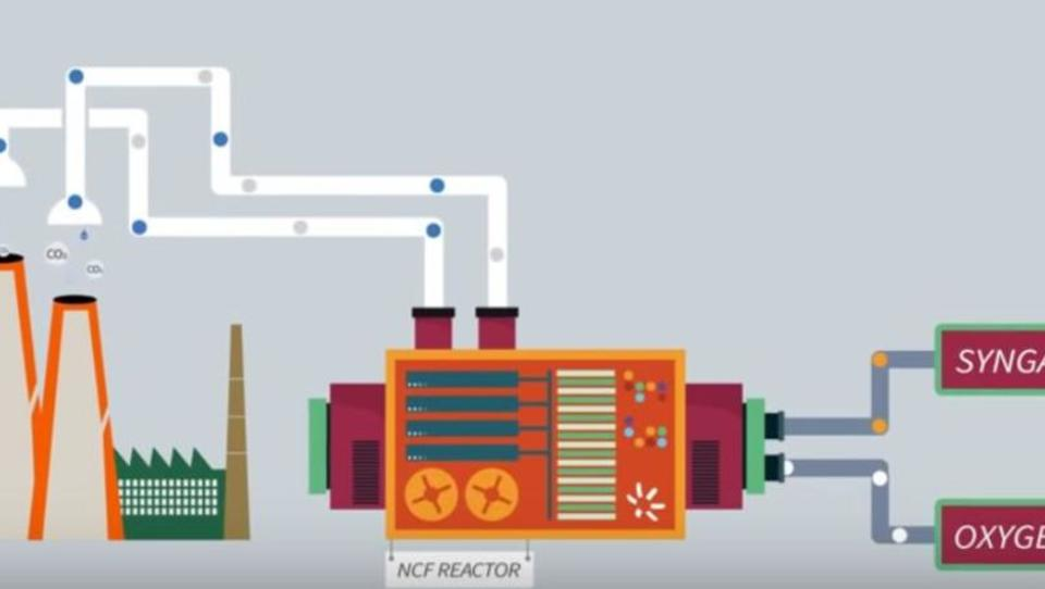 Durchbruch: Start-up stellt Brennstoff aus Luft und Hitze her