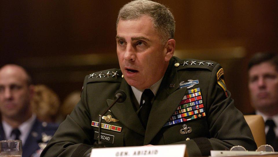 Nato ist das Ziel: US-General berät Regierung der Ukraine