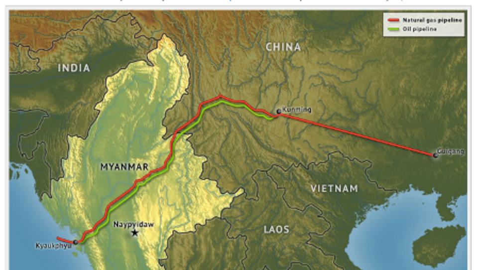 Gegen die USA: Der Putsch in Myanmar dient Chinas Interessen