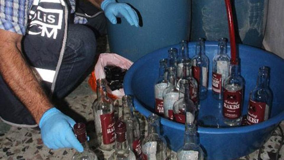 Türkei: Gepanschter Alkohol führt zu über 30 Toten - und die Totenzahl steigt
