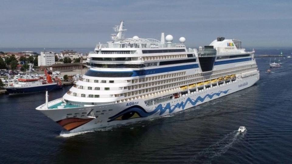 Aida plant erste Kreuzfahrten ab September von Deutschland aus