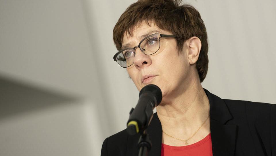 Bald nur noch 15 CDU-Landesverbände? - Bundesspitze erwägt Ausschluss von Thüringen