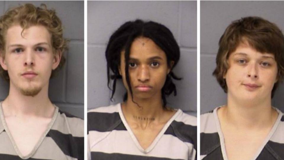 Plünderungen: US-Beamte verhaften drei Antifa-Mitglieder in Texas