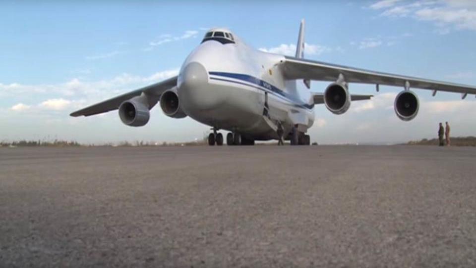 Russland verlegt Boden-Luft-Raketen nach Syrien