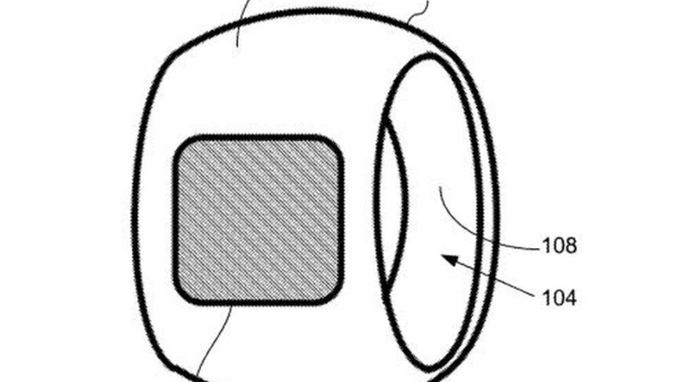 Computer-Uhr war gestern: Apple patentiert smarten Ring