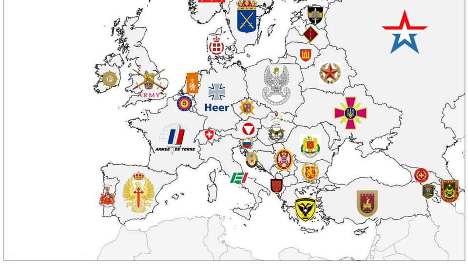 """Frankreich will EU-Armee: """"Europa muss neben China und den USA die dritte Supermacht werden"""""""