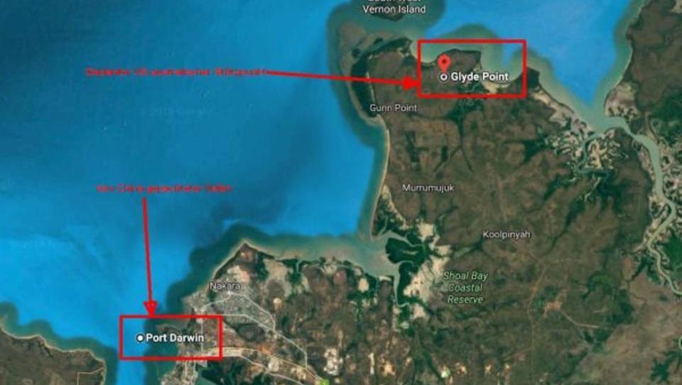 USA und Australien errichten neuen Marine-Stützpunkt gegen China