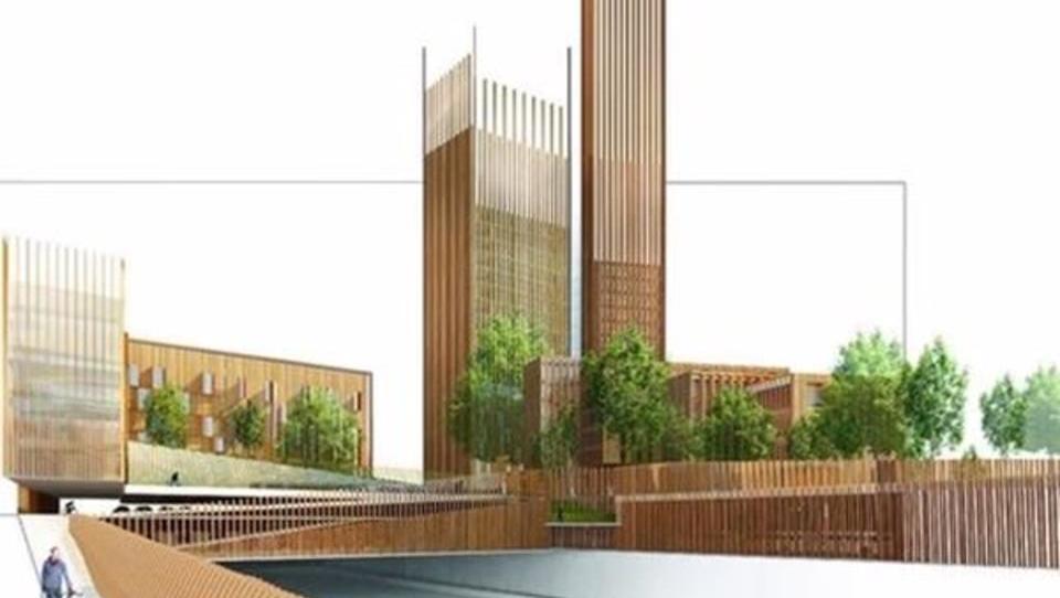 Wolkenkratzer ohne Stahl und Beton: Paris plant größtes Holzgebäude der Welt