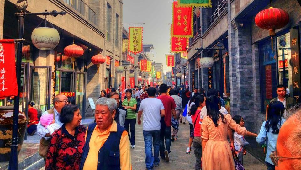 China: COVID-19 geht – Spannungen mit den USA bleiben