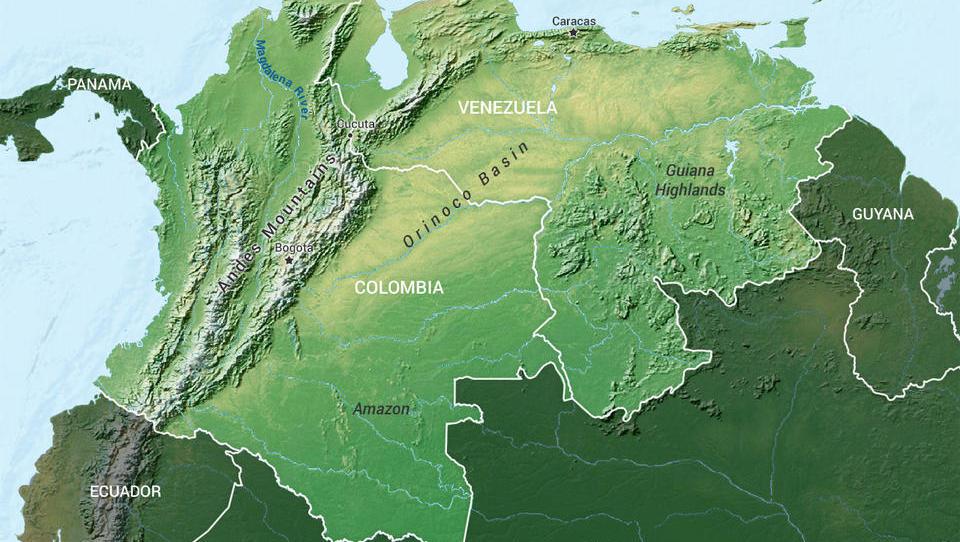Venezuela entsendet Truppen und Luftabwehrsystem an Grenze zu Kolumbien