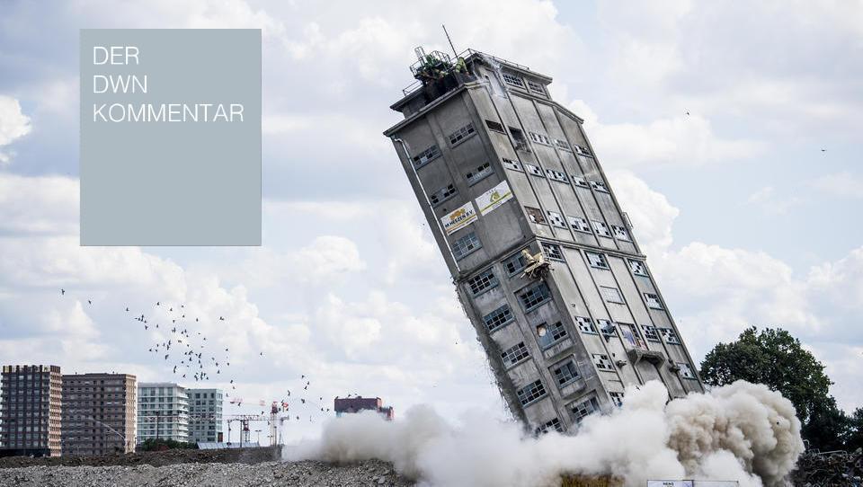 Pflichtverletzung mit Methode: Zerstört die EZB mit voller Absicht die europäische Bankenlandschaft?