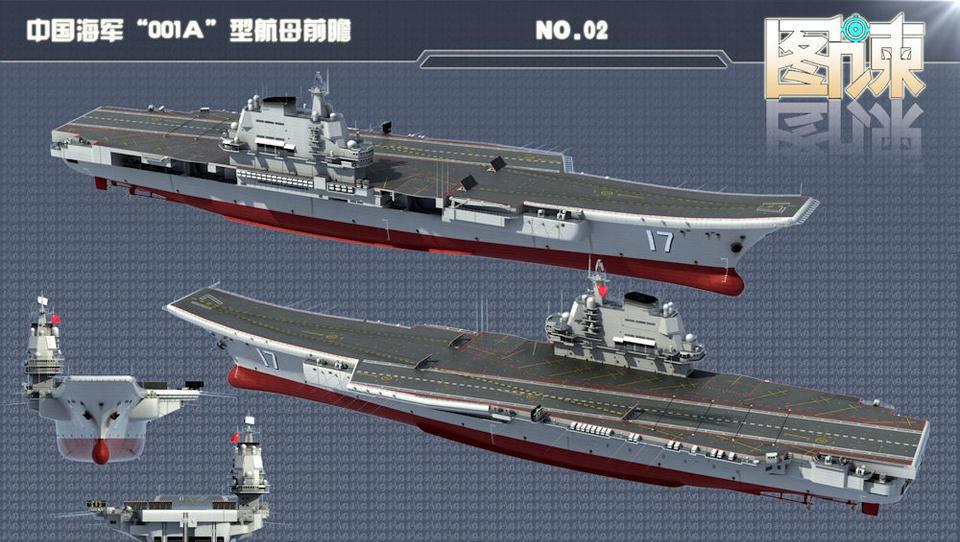 Das sind die technischen Eigenschaften des neuen chinesischen Flugzeugträgers