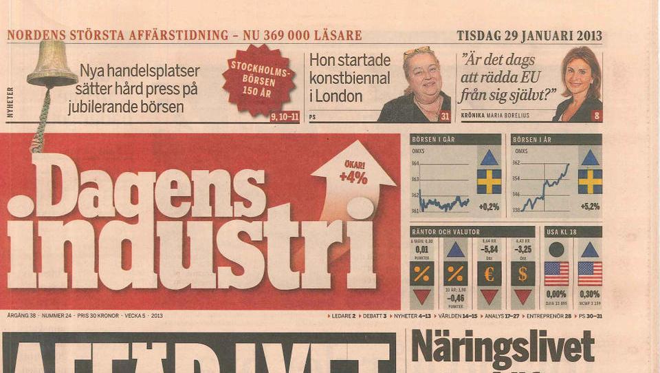 Hacker legen schwedische Zeitungen lahm