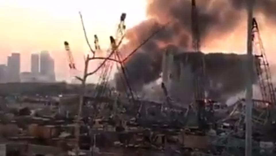 Mindestens 50 Tote und 2.700 Verletzte bei Riesen-Explosion im Libanon