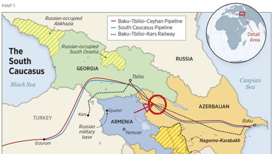 Konflikt zwischen Aserbaidschan und Armenien: Ein weiterer Rückschlag für Chinas Seidenstraße