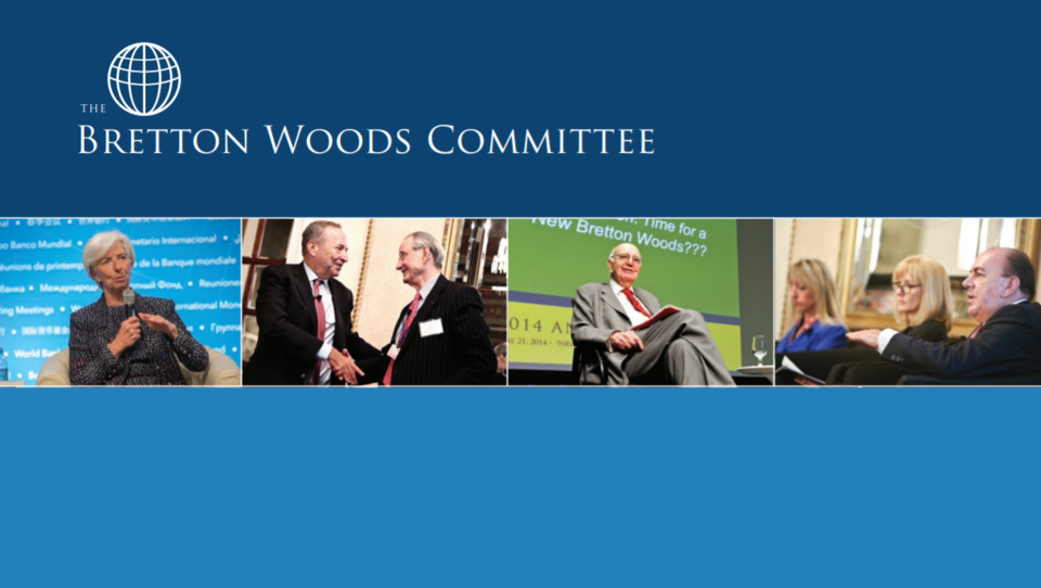 """Neuer """"Bretton Woods-Moment"""": Die Welt ist längst am Ende des aktuellen Finanzsystems angekommen"""