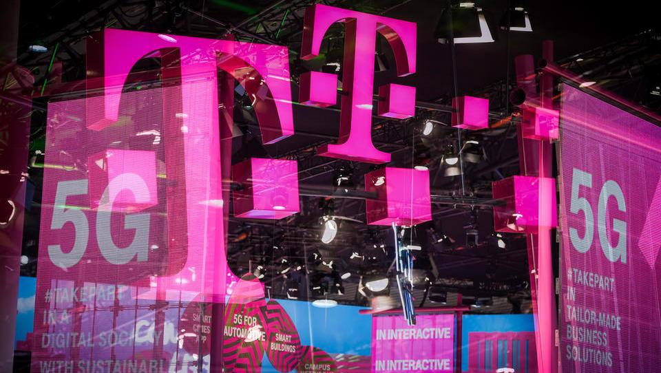 Deutsche Telekom will mit 5G-Netz den Markt aufrollen