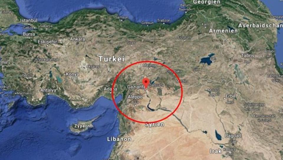 Türkei erhält erste S 400-Systeme, verstärkt Truppen an Südgrenze