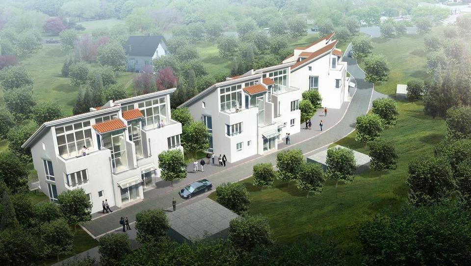 Mehr Baugenehmigungen: Kräftiges Plus bei Zweifamilienhäusern