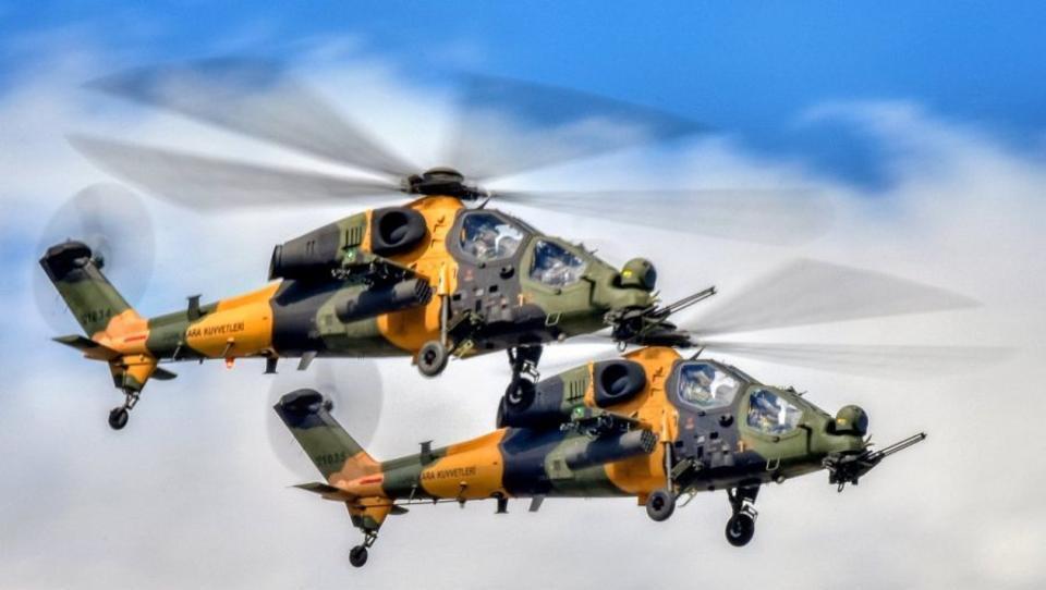 Türkei wird wichtiger Akteur auf dem weltweiten Rüstungsmarkt