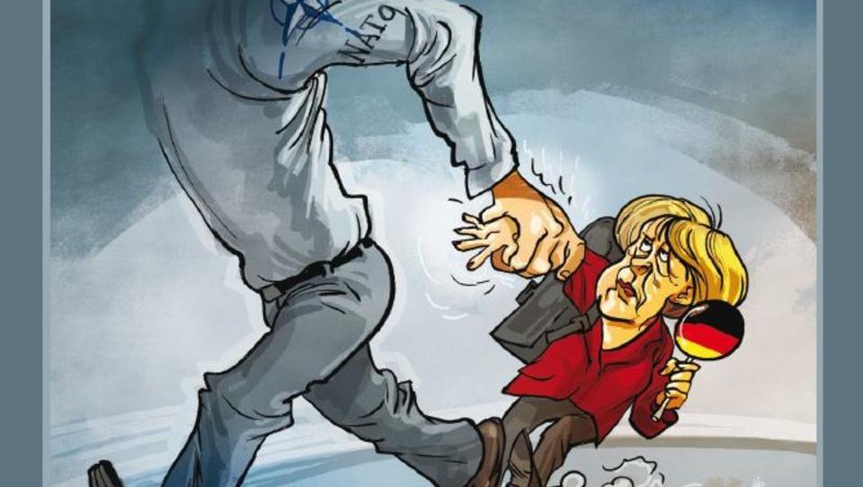 Das neue DWN-Magazin: Der unheimliche Aufstieg der Nato