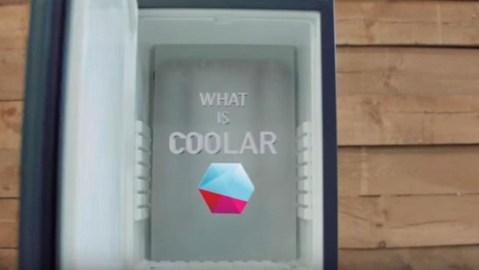 Kühlen mit Warmwasser: Kühlschrank ohne Strom entwickelt