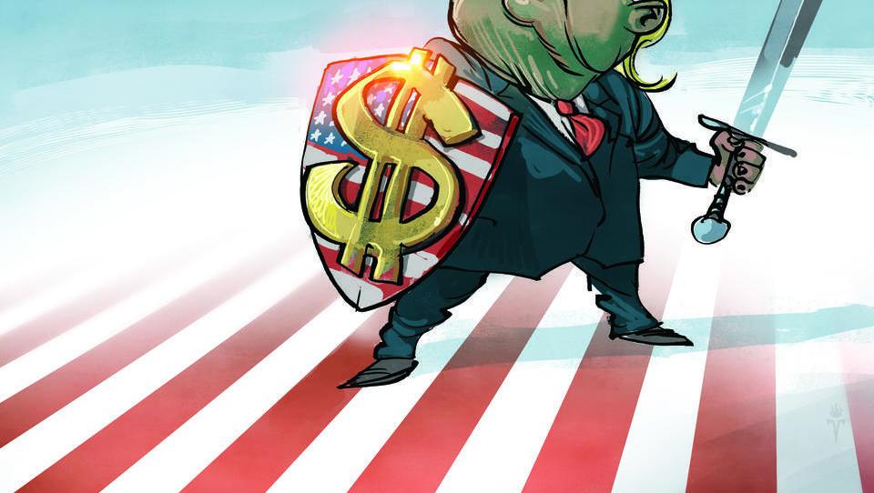 Das neue DWN-Magazin: Das Endspiel des US-Dollars als Weltwährung