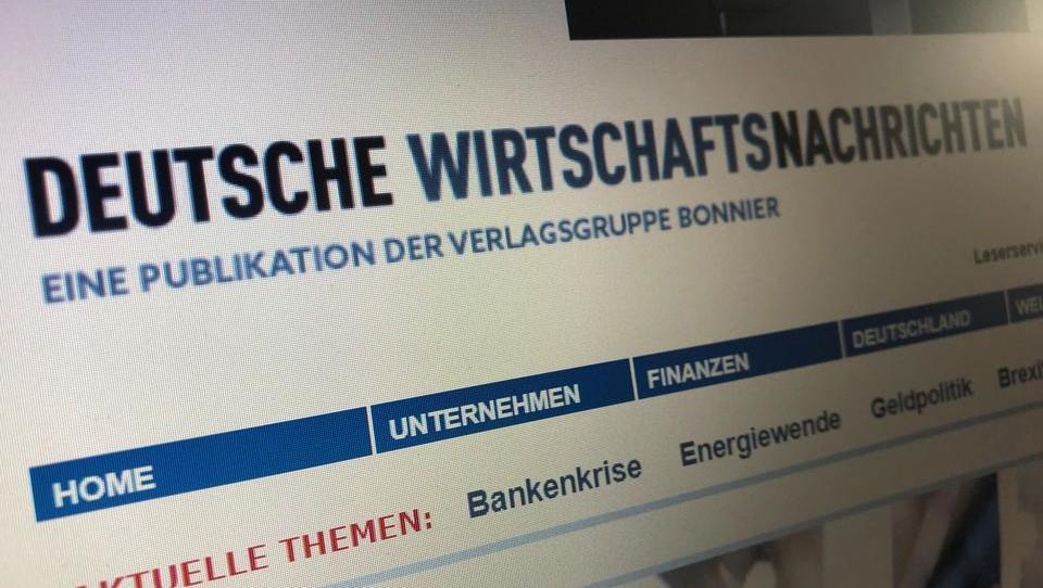 Deutsche Bank warnt vor Investitionen in Krypto-Währungen