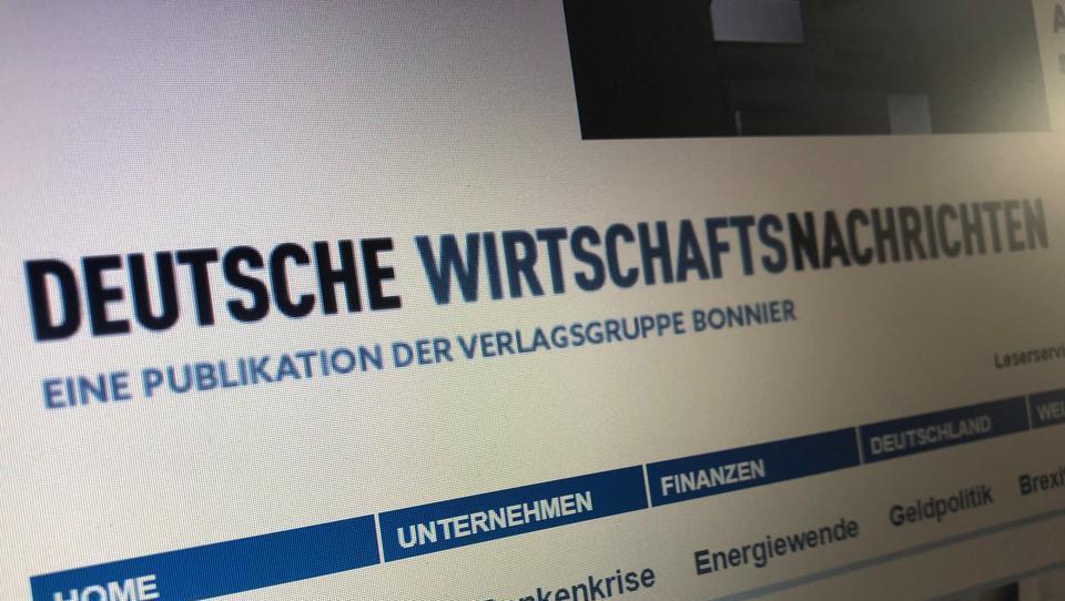 Willkommen auf der neuen Seite der Deutschen Wirtschaftsnachrichten