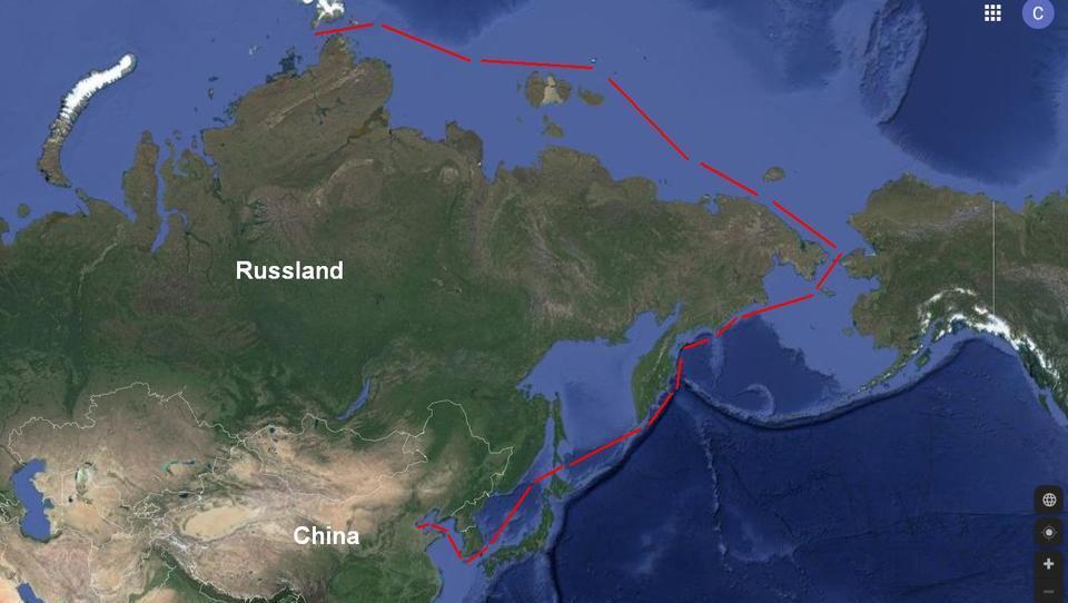 Packeis kein Hindernis mehr: Russischer Gas-Tanker durchquert Arktis