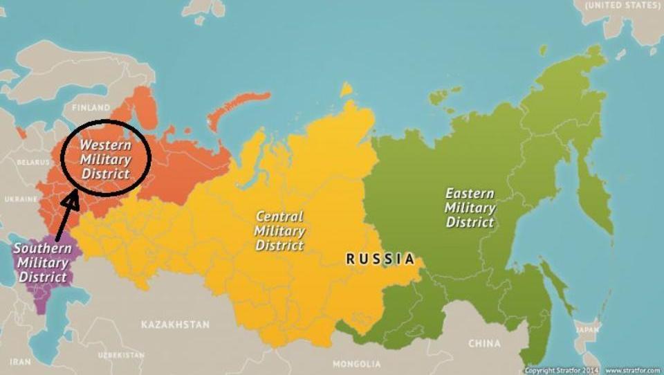 Russland entsendet Truppen an die Grenzen des Baltikums