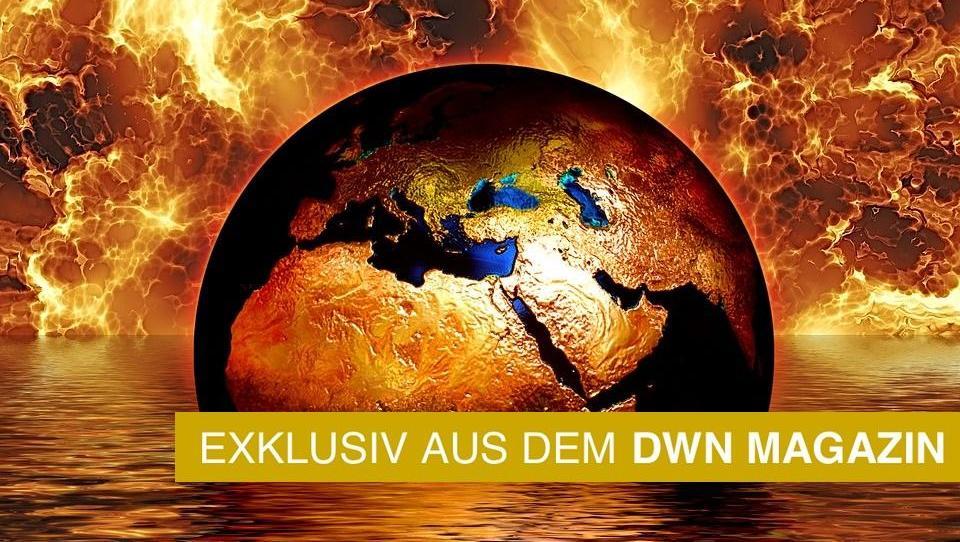 Anarchie und Urkatastrophe: Der Aufstieg der internationalen Organisationen