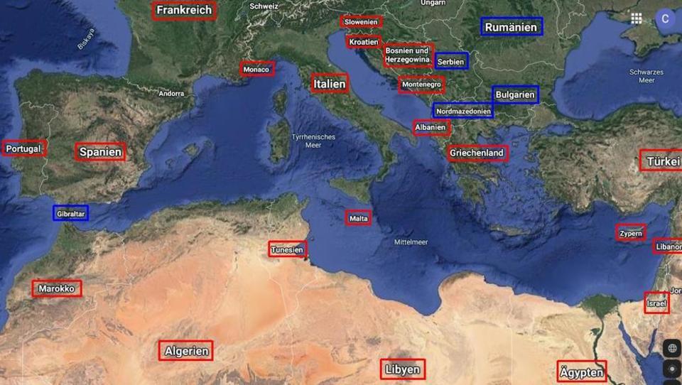 Italiens und Spaniens Zukunft liegt in einer eigenen Mittelmeer-Union und im Goldstandard