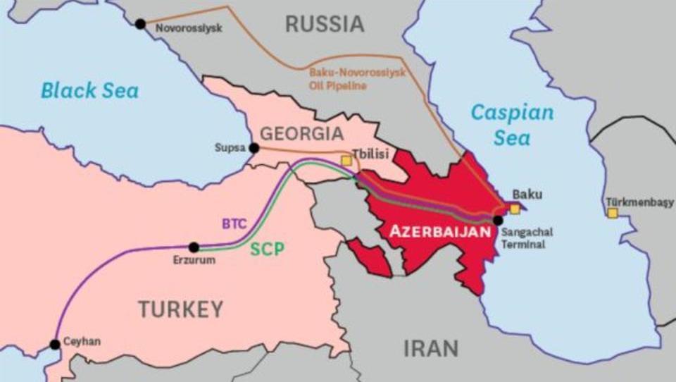 Türkei: Erneute Explosion an Gas-Pipeline
