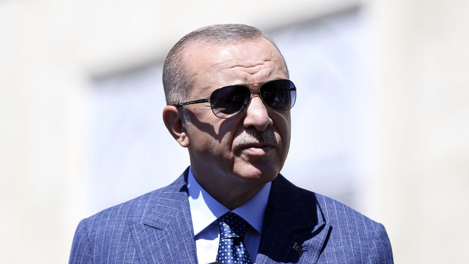 Erdogan bleibt im Gasstreit mit Griechenland auf Konfrontationskurs