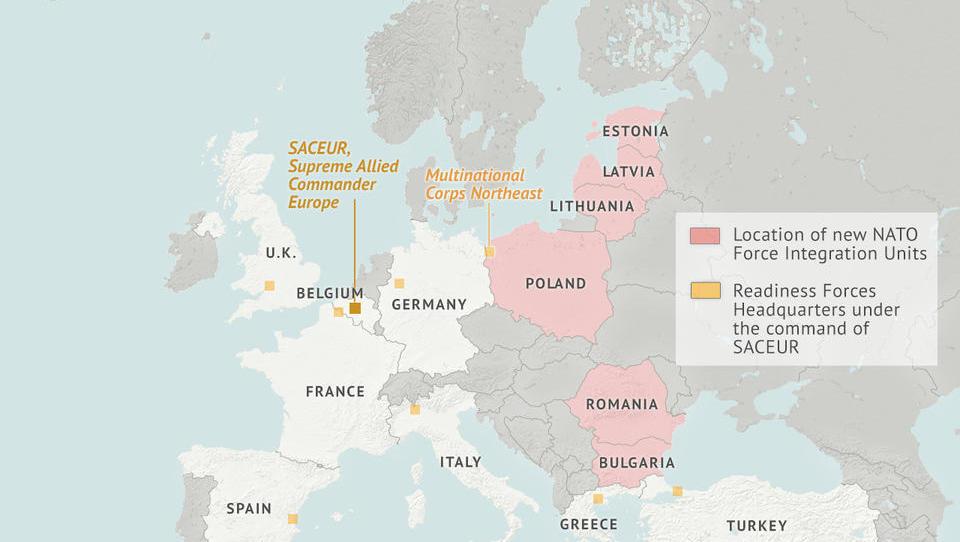 Trump will ein anderes Europa als Merkel