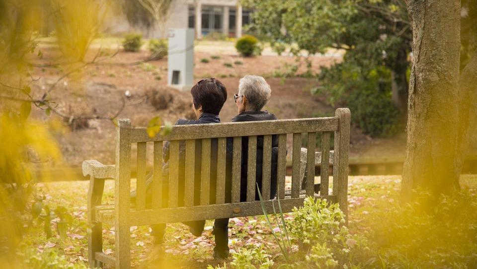 Frauen arbeiten vor der Rente immer länger