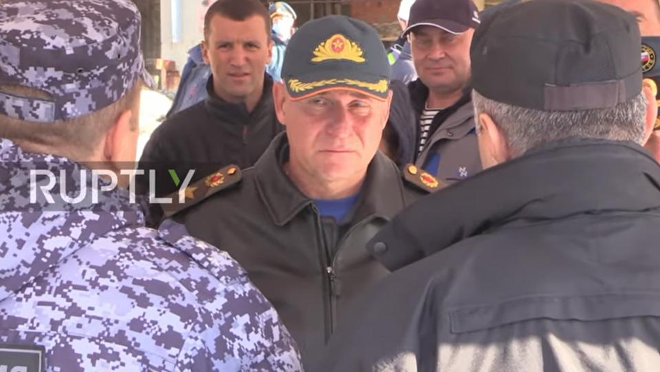 Russland: Top-Spion und Minister stirbt bei Übung in der Arktis