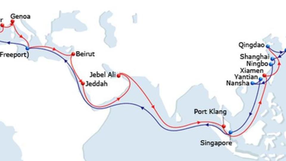 Explosion im Hafen von Beirut ist ein Schlag gegen Chinas Seidenstraße
