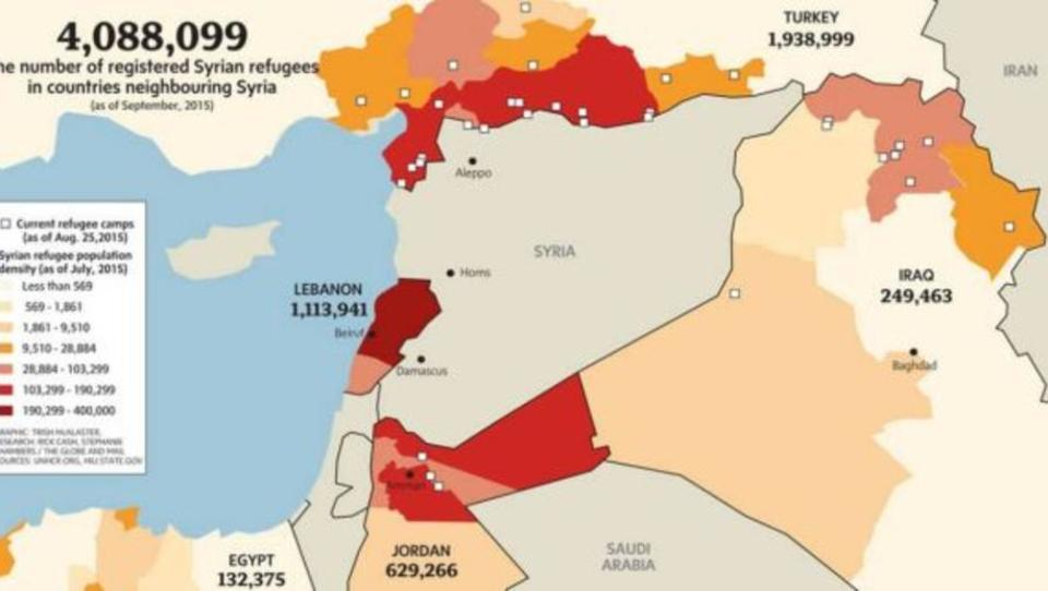 UN warnt vor weiteren Fluchtbewegungen