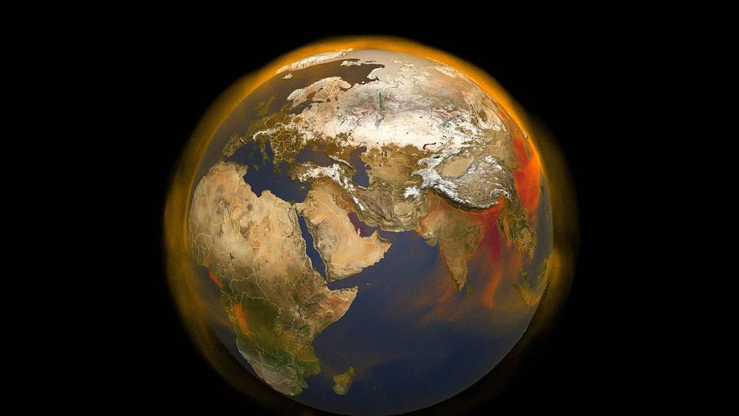 Erde dreht sich schneller um die eigene Achse als je zuvor