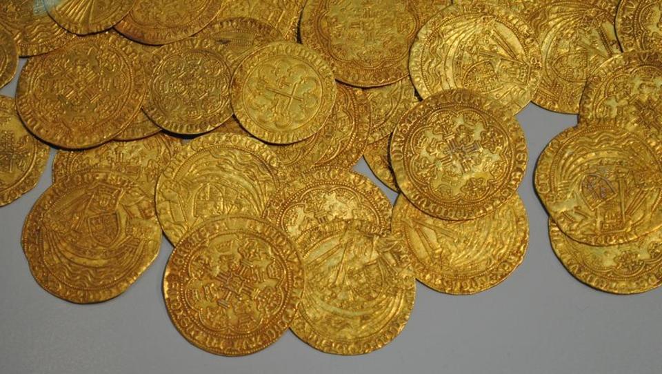 Goldnachfrage stürzt auf 11-Jahres-Tief
