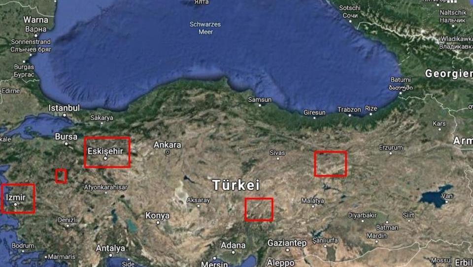 Türkei will bis zum Jahresende 44 Tonnen Gold produzieren