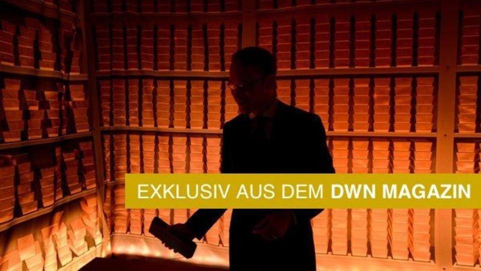 Bundesbank will kein weiteres Gold mehr nach Deutschland holen