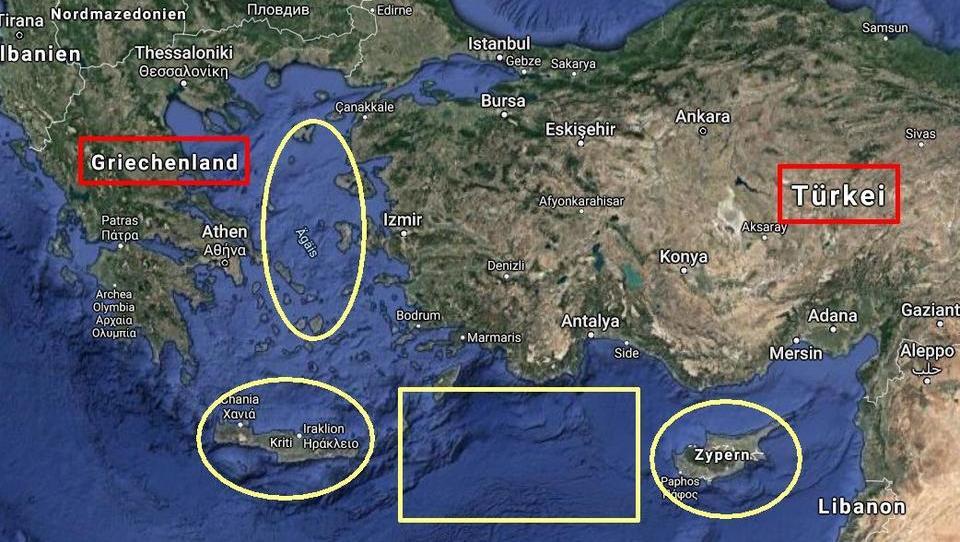 Kehrtwende: USA intervenieren, Türkei und Griechenland reichen sich die Hand