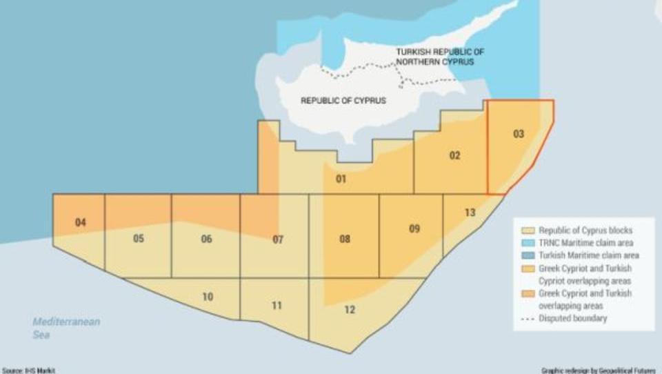 Gas-Streit vor Zypern: EU bereitet Sanktionen gegen die Türkei vor