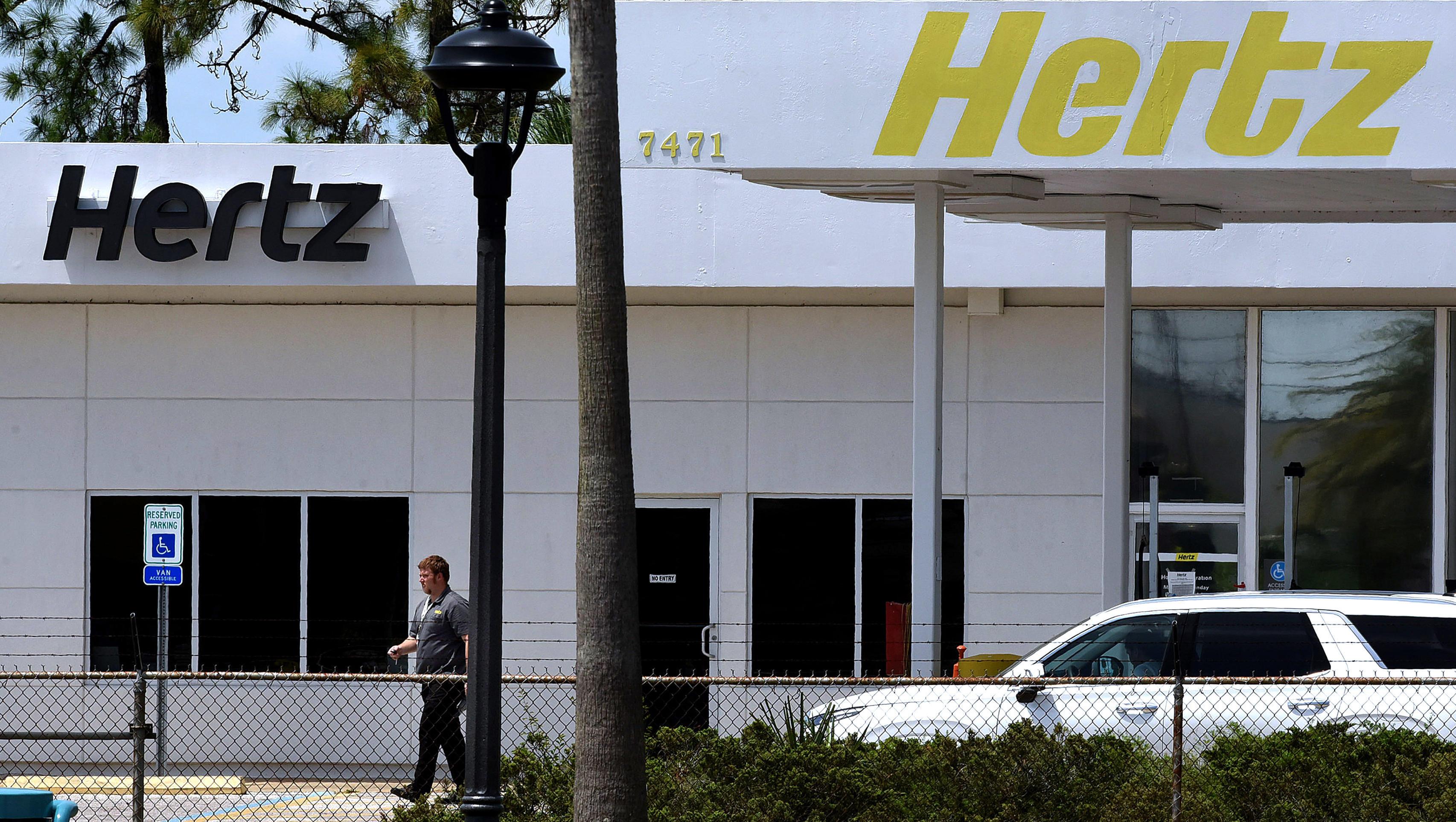 Hertz will trotz Pleite noch Aktien an Kleinanleger verkaufen