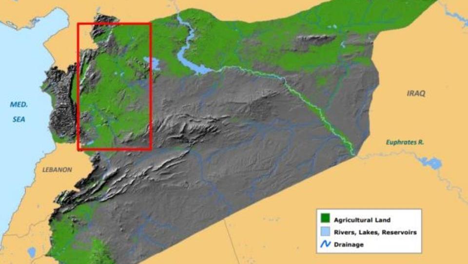 Syrien: Söldner zerstören Ernte, lösen Hungersnot aus