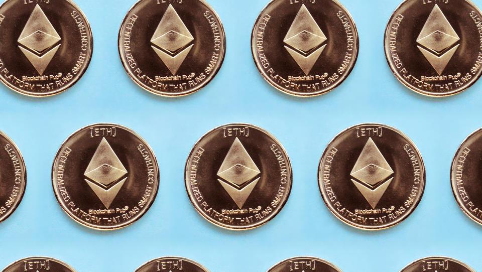 Bitcoin-Konkurrent Ethereum setzt seinen Höhenflug fort